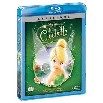 Fée ClochetteLa Fée Clochette - Fourreau - Blu-Ray