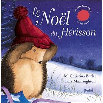 Joyeux Noel Petit Herisson Petit Hérisson   Le Noël du hérisson (tout carton)   M. Christina