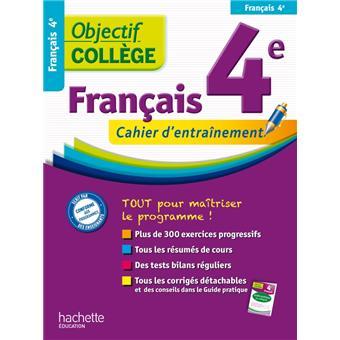Objectif College Francais 4eme