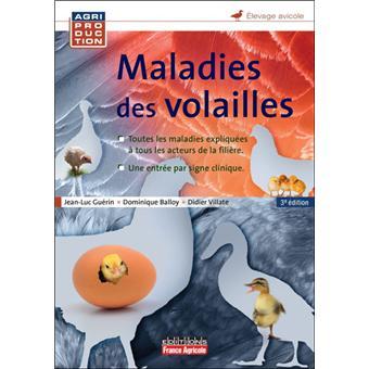 maladies des volailles reli didier villate achat