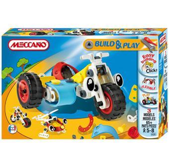 Side-car Build & Play Meccano