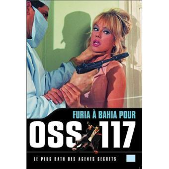 Furia à Bahia pour OSS 117 DVD