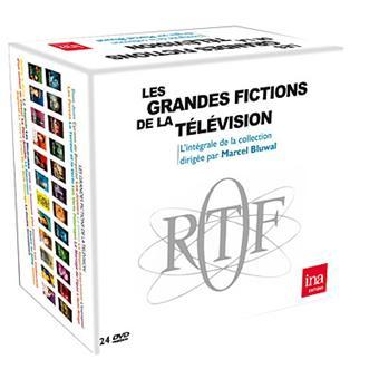 GRANDES FICTIONS DE LA TELEVISION-COFFRET-24 DVD-VF