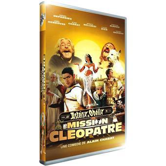 AstérixAstérix et Obélix : Mission Cléopatre DVD