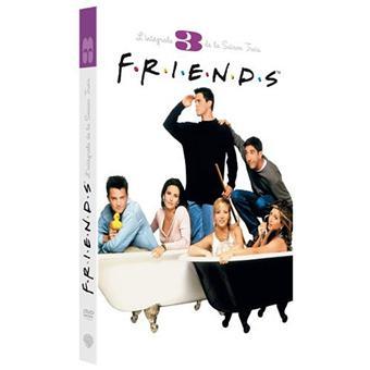 FriendsFriends - Coffret intégral de la Saison 3