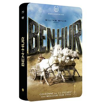 Ben-Hur - Combo Blu-Ray + DVD - Edition Prestige