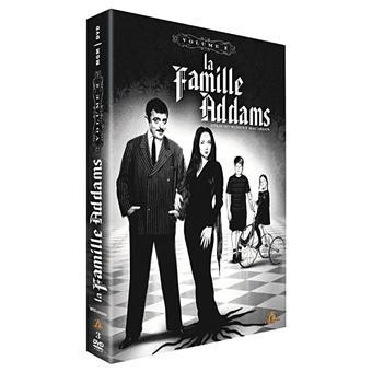 La Famille AddamsLa Famille Addams - Coffret de la Saison 2