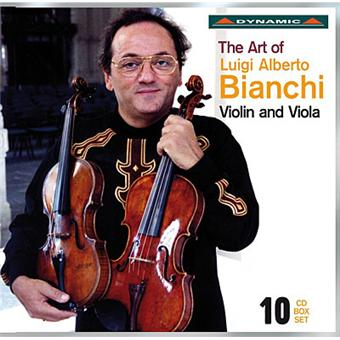 Art of Luigi Alberto Bianchi - 10 CD