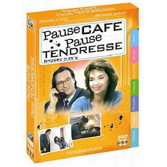 Pause Café, pause tendressePause Café, pause tendresse - Coffret - Volume 3 - Episode 5 et 6