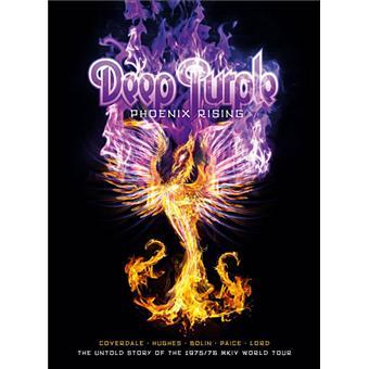 Phoenix rising -cddvd- (2cd) (imp)