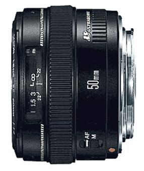 USM Canon EF 50mm f / 1.4
