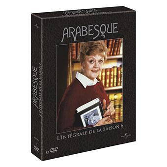 ArabesqueArabesque - Coffret intégral de la Saison 6