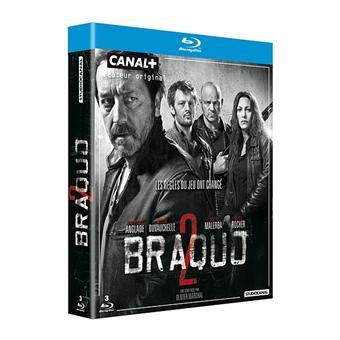 BraquoCoffret intégral de la Saison 2 - Blu-Ray