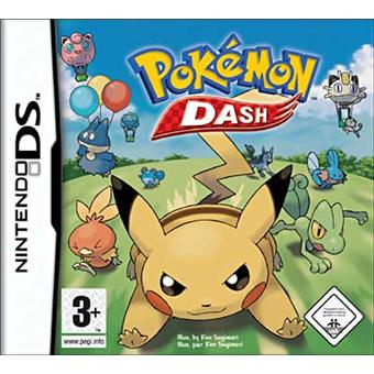 pokemon dash sur nintendo ds jeux vid o achat prix fnac. Black Bedroom Furniture Sets. Home Design Ideas