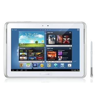 Tablettes SAMSUNG GALAXY NOTE 101 WIFI BLANC 16GO 10.1\