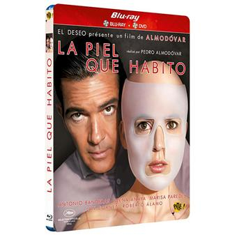 La piel que habito - Combo Blu-Ray + DVD
