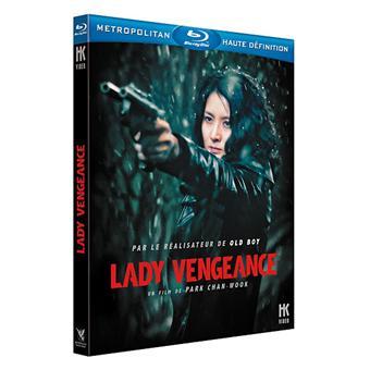 Lady Vengeance Blu-ray