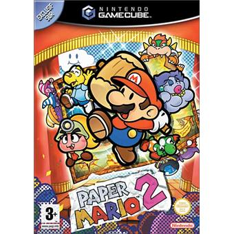 Paper mario 2 la porte du millenaire sur gamecube jeux - Video paper mario la porte millenaire ...