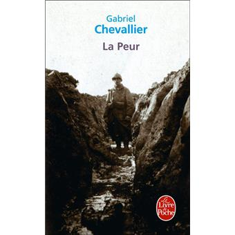 La Peur - Poche - Gabriel Chevallier - Achat Livre | fnac