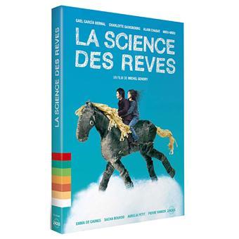 La science des rêves DVD