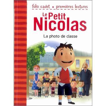 Le Petit NicolasLa photo de classe