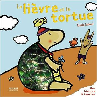 Le lièvre et la tortue - Emile Jadoul