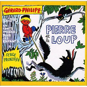 """Résultat de recherche d'images pour """"pierre et le loup maternelle Gérard Philippe"""""""""""