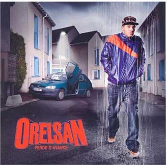 album orelsan perdu davance
