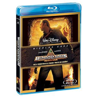 Benjamin Gates et le trésor des Templiers - Edition Blu-Ray