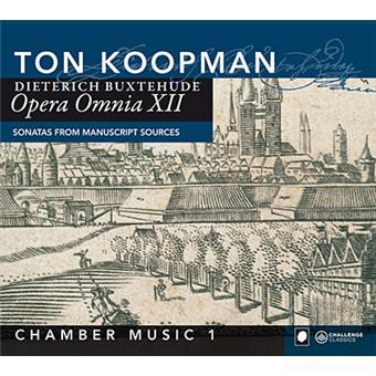 Opera omnia 12 - Chamber music volume 1