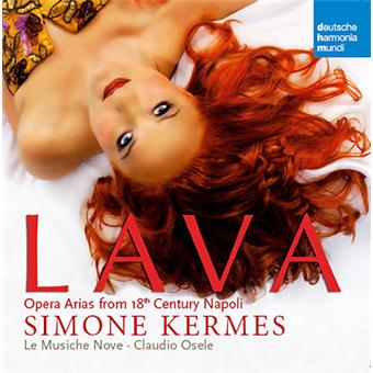 Lava ? Opera Arias from 18th Century N