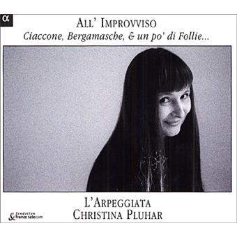 All Improviso-Ciaccone,Bergamasche&Un PO' Di Folli