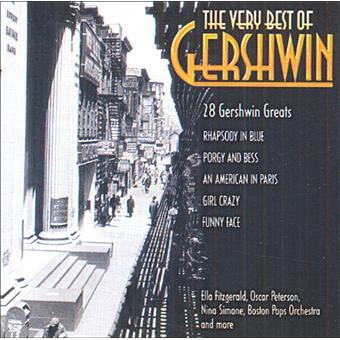 The very best of Gershwin