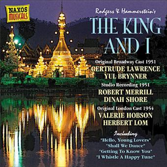 The King And I (Original Cast 1951)