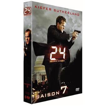 24 heures chrono24 heures chrono - Coffret intégral de la saison 7
