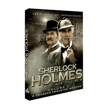 Sherlock HolmesSherlock Holmes et la Diva - Sherlock Holmes, Incident aux chutes Victoria