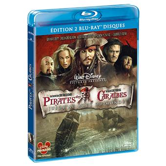 Pirate Des CaraïbesPirates des Caraïbes 3 - Jusqu'au bout du Monde - Edition Blu-Ray