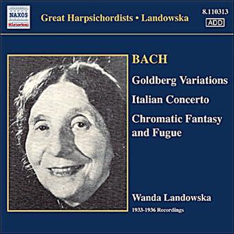 Variations Goldberg BWV988