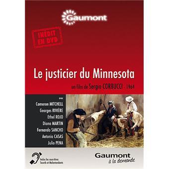 Le justicier du Minnesota DVD