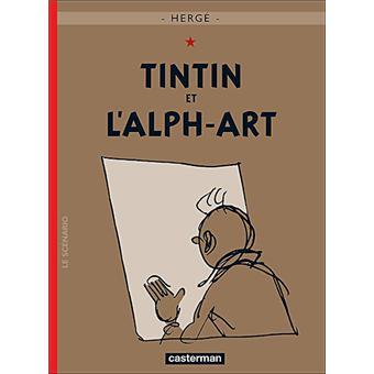 TintinTintin et l'Alph-art