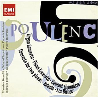 Concertos - Les biches
