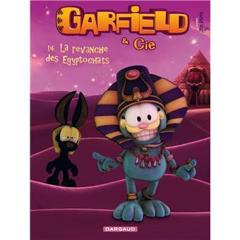GarfieldLa revanche des Egyptochats