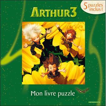 Arthur et les MinimoysArthur 3 la guerre des deux mondes