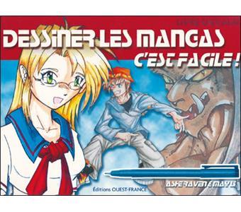 Dessiner Les Mangas C Est Facile Broche Raven Zhi Qing Li