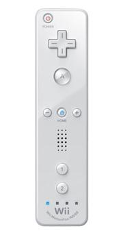 Manette wiimote plus blanche manette wii blanche - Comment connecter manette wii a la console ...