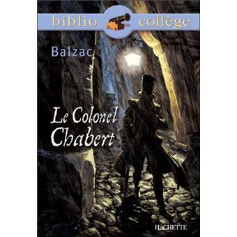 bibliocoll 232 ge le colonel chabert balzac broch 233