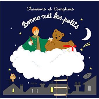 Bonne nuit les petits enfant cd album achat prix fnac - Personnage bonne nuit les petit ...