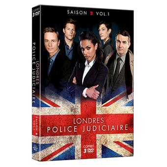 Londres, police judiciaireCoffret de la Saison 2 - Volume 1