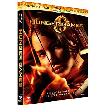 Hunger GamesHunger Games Blu-ray