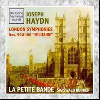 Symphonies londoniennes N°99 et N°100 'Militaire'